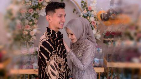 Gelandang Bhayangkara FC, Teuku Muhammad Ichsan dikabarkan akan melangsungkan pernikahan tahun ini. - INDOSPORT