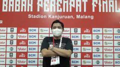 Indosport - Media officer Panpel, Sudarmaji.