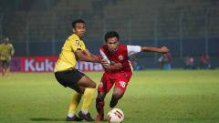 Indosport - Pertandingan Piala Menpora antara Persija vs Barito Putera, Sabtu (10/04/21).