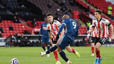 Pertandingan Liga Inggris Sheffield United vs Arsenal - INDOSPORT