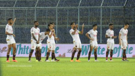 Para Pemain PSM di Babak 8 Besar Piala Menpora 2021 - INDOSPORT