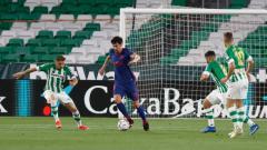 Indosport - Hasil Pertandingan Liga Spanyol Real Betis vs Atletico Madrid