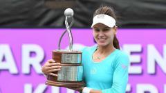 Indosport - Veronika Kudermetova, petenis cantik asal Rusia.