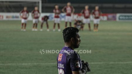 Bali United kalah dalam drama adu penalti dari PSS Sleman pada babak 8 besar Piala Menpora 2021. - INDOSPORT