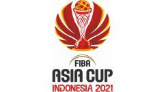 Indosport - Logo Resmi FIBA Cup 2021