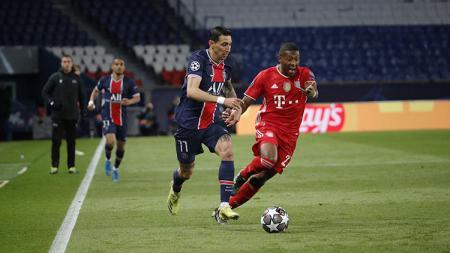 PSG lolos ke semifinal Liga Champions meski kalah 0-1 dari Bayern Munchen, Rabu (14/04/21). Berikut 4 fakta yang tercipta di laga leg kedua perempat final itu. - INDOSPORT