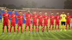 Indosport - Timnas Afghanistan di Laga Piala Dunia