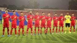 Timnas Afghanistan di Laga Piala Dunia