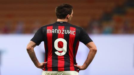 Striker AC Milan, Mario Mandzukic - INDOSPORT