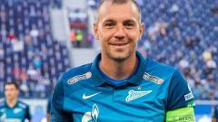 Indosport - Kapten Zenit St.Petersburg, Artem Dzyuba.