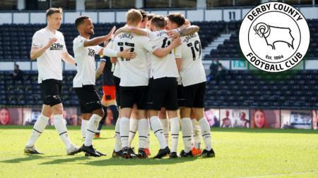Derby County, Klub Inggris yang Bakal diakuisisi Orang Indonesia - INDOSPORT