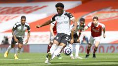 Indosport - Arsenal harus gigit jari dan kecewa berat setelah hanya bermain imbang dengan skor 1-1 kala menjamu Fulham dalam laga lanjutan Liga Inggris pekan ke-32.