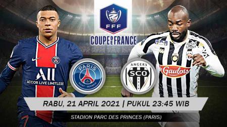 Ini prediksi pertandingan Coupe de France Paris Saint-Germain vs Angers SCO. - INDOSPORT
