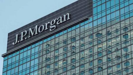 Bank investasi asal Amerika Serikat, JP Morgan, disinyalir menjadi penyokong dana utama dari penyelenggaraan Liga Super Eropa yang bernilai miliaran euro. - INDOSPORT