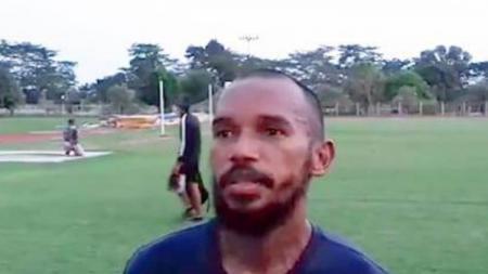 Pemain anyar Sriwijaya FC, Nur Iskandar. - INDOSPORT