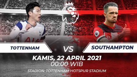 Prediksi Tottenham vs Southampton. - INDOSPORT
