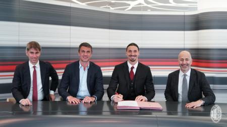 Masih Subur di Usia 40, Mentalitas Jadi Kunci Zlatan Ibrahimovic - INDOSPORT