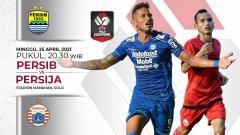 Indosport - Berikut link live streaming pertandingan final Piala Menpora 2021 leg kedua antara Persib Bandung vs Persija Jakarta.
