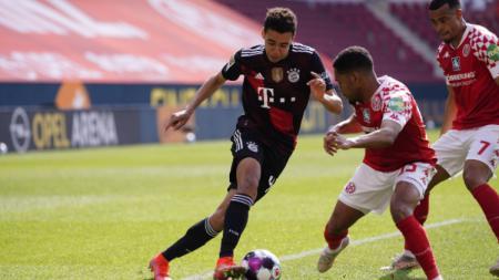 Pertandingan Liga Jerman antara Mainz vs Bayern Munchen - INDOSPORT