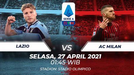 Prediksi Liga Italia Lazio vs AC Milan: Duel Klub Labil - INDOSPORT