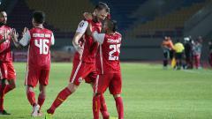 Indosport - Starting XI Terbaik Gelaran Piala Menpora 2021: Sang Juara Mendominasi