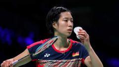 Indosport - Pebulutangkis Jerman, Yvonne Li, akan menjadi andalan Jerman di Piala Sudirman 2021.