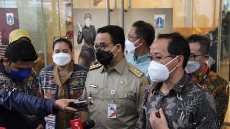 Gubernur DKI Jakarta, Anies Baswedan. - INDOSPORT