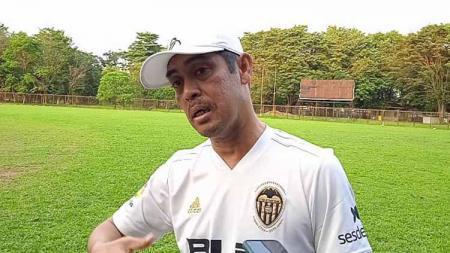 Pelatih Sriwijaya FC, Nilmaizar. - INDOSPORT
