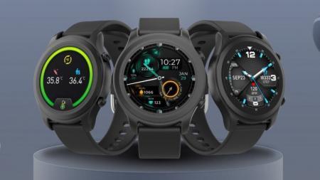 Produk baru OASE bertajuk Smartwatch Horizon W1. - INDOSPORT