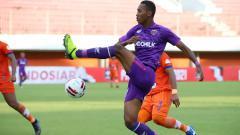 Indosport - Pemain muda Persita Tangerang, Altalariq Erfa Aqsal Ballah.