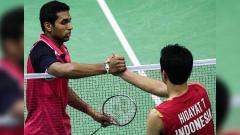 Indosport - HS Prannoy berhadapan dengan Taufik Hidayat di India Open 2013