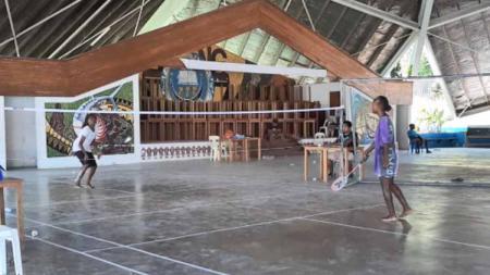 Ajang Bulutangkis di Papua Nugini dengan Fasilitas Seadanya jadi sorotan BWF - INDOSPORT