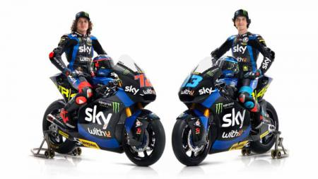 VR46 Team, tim balap milik Valentino Rossi - INDOSPORT