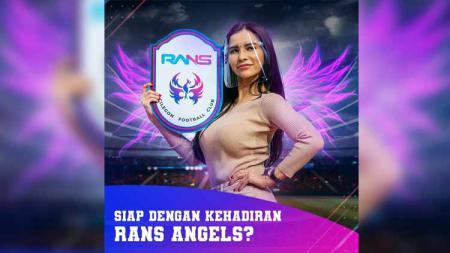 Cilegon FC gandeng Maria Vania jadi RANS Angel - INDOSPORT