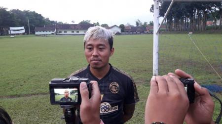 Striker Arema FC, Kushedya Hari Yudo memiliki misi khusus dalam TC Timnas Indonesia - INDOSPORT