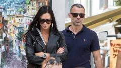 Indosport - Kate Greville, mantan pacar Ryan Giggs.