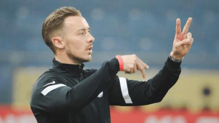 Matthias Jaissle, pelatih muda berbakat Jerman yang akan menukangi RB Salzburg. - INDOSPORT