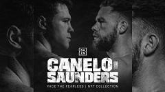 Indosport - Canelo Alvarez vs Billy Joe Saunders.