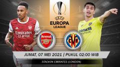 Indosport - Arsenal akan segera berhadapan dengan Villarreal di leg kedua semifinal Liga Europa. Anda bisa menyaksikan pertandingan ini melalui live streaming.