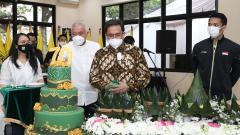 Indosport - Tepat pada Rabu (5/5/21) kemarin, Persatuan Bulutangkis Seluruh Indonesia (PBSI) genap berusia 70 tahun.