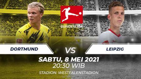 Prediksi Liga Jerman Borussia Dortmund vs RB Leipzig - INDOSPORT