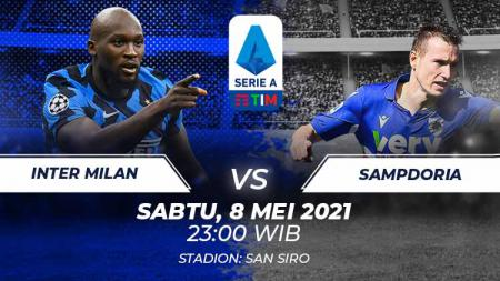 Inter Milan vs Sampdoria - INDOSPORT