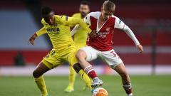 Indosport - Terselip tiga fakta menarik usai Arsenal disingkirkan oleh Vilarreall di leg kedua babak semifinal Liga Europa 2020-2021.
