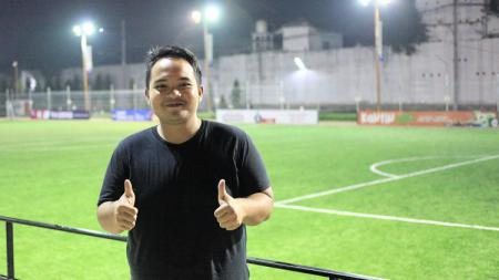 Owner USC Malang, Nicola Reza Samudra. - INDOSPORT
