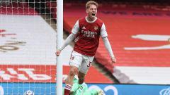 Indosport - Berikut hasil dan jalannya pertandingan pekan ke-35 Liga Inggris 2020/21 antara Arsenal vs West Bromich Albion, Senin(10/05/21) pukul 01.00 WIB.