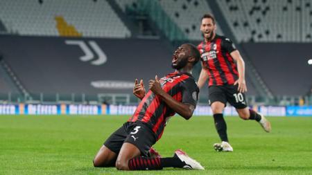 Bek AC Milan, Fikayo Tomori. - INDOSPORT