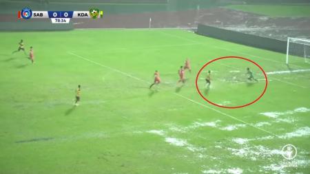 Pertandingan Liga Super Malaysia antara Sabah vs Kedah - INDOSPORT