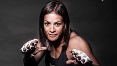 Indosport - Fallon Fox, petarung MMA transgender pertama di dunia
