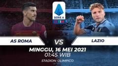 Indosport - AS Roma vs Lazio