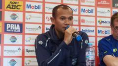 Indosport - Kapten tim Persib Bandung, Supardi Nasir, mengaku bersyukur setelah akhirnya PSSI memberikan kepastian mengenai kick-off kompetisi Liga 1 2021/2022.